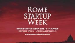 Deliverart Rome Startup Week