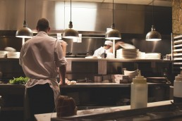 Restaurant & food delivery kitchen issues