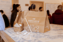 Pescaria Packaging