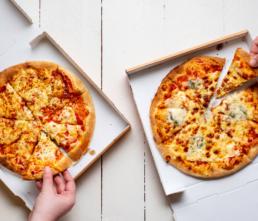Il piatto più richiesto in delivery dagli italiani? Naturalmente la pizza!